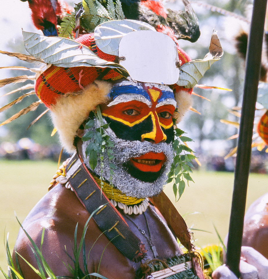 Hagen Show, Papua New Guinea, 2003