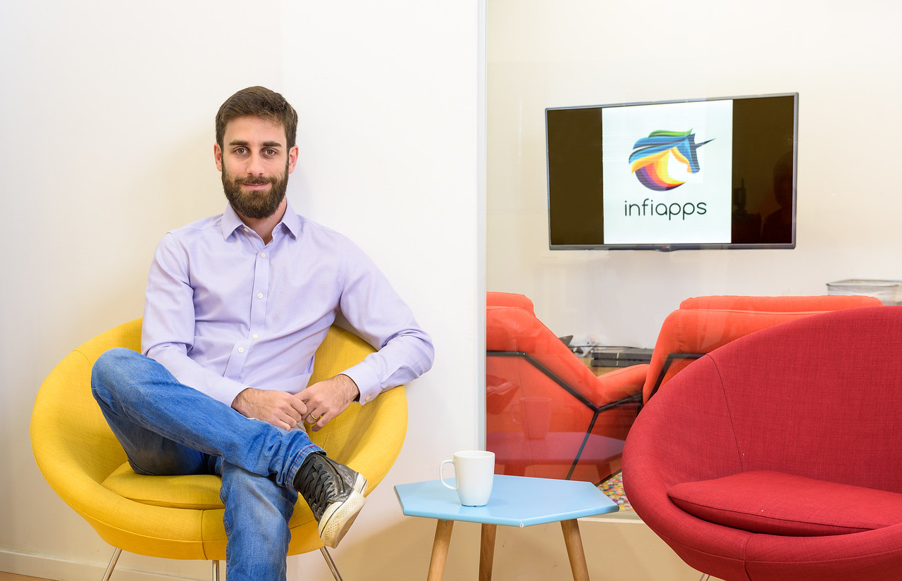 Infiapps for Liftoff.io
