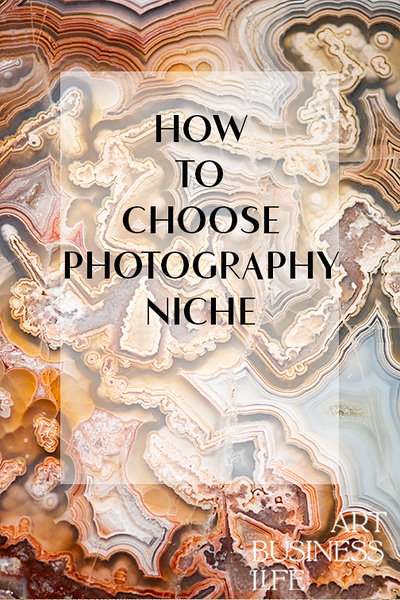 how to choos photogrphy niche
