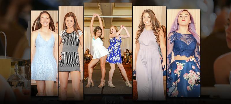 Fashion Show 2016 collage
