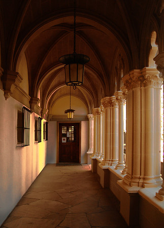 Scripps College, California. 2008.