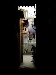 Alleyway, Beijing hutongs