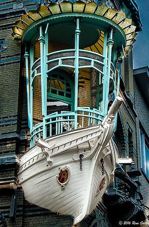 Antwerp Balcony