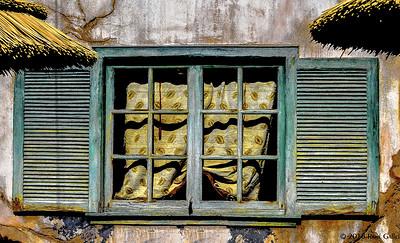 Harambi Hotel Window