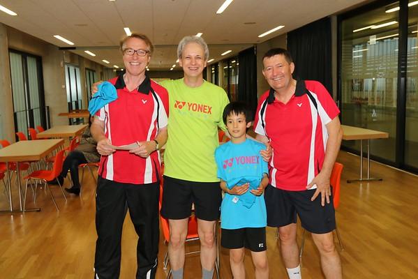 Porte Ouverte - Badminton