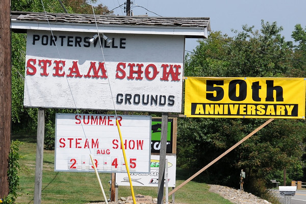 Portersville Steam Show