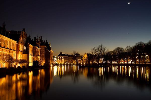 Hofvijver, The Hague