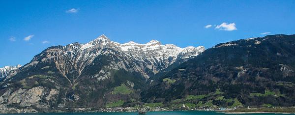 Voralpen Mountain Rophaien, Uri, Switzerland