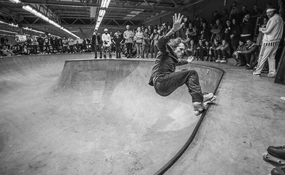Joe Atkinson at Winterclash - Eindhoven, Netherlands