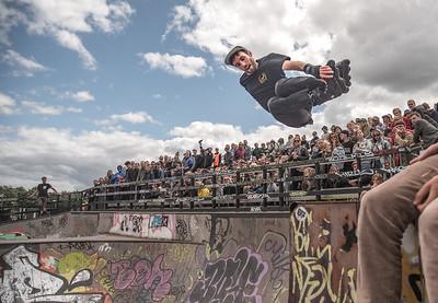 Scott Quinn at Roskilde Festival - Roskilde, Denmark