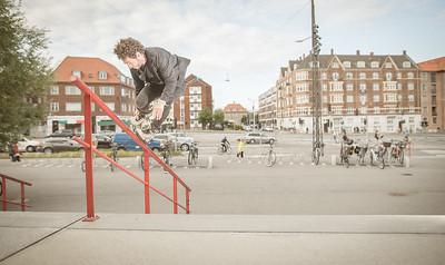 Brian Barron - Copenhagen