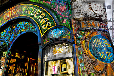 Barcelona, Spain: Gaudi, art & beauty
