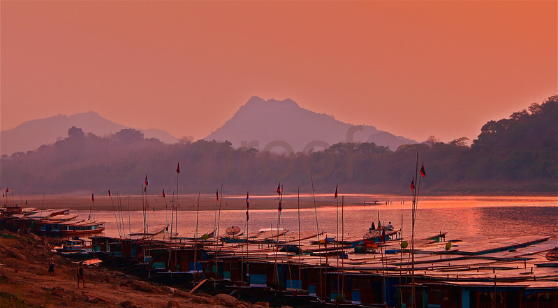 Laos (Luang Prabang): Ancient royal capital, stunning... COPY