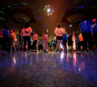 February 17th, 2018 - Seattle University Dance Marathon- Seattle University's dance marathon raises $160,217 to benefit Seattle Children's Hospital's Strong Against Cancer Initiative.  Photo by: Winston O'Neil