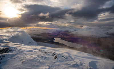 Winter Wonderland - Scotland