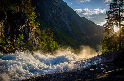 Fierce Waters - Norway