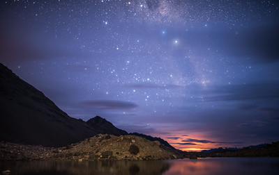 Captivating starlight - Patagonia, Argentina