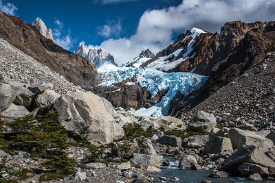 The power of glaciers - Patagonia, Argentina