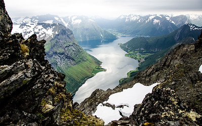 The mighty fjords - Norway