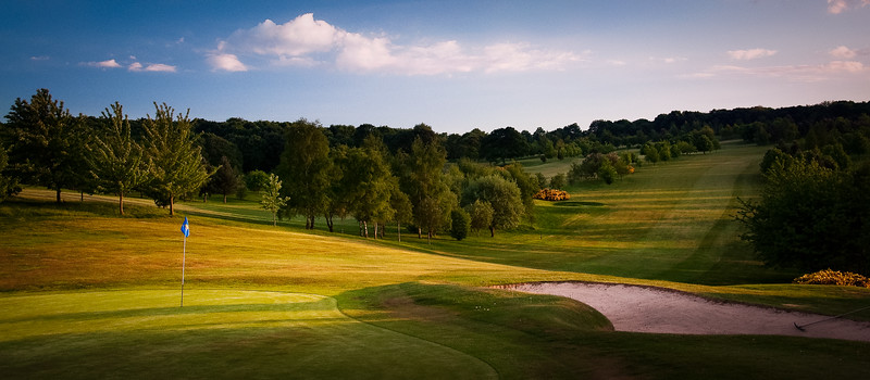 Wharton Park Golf Course