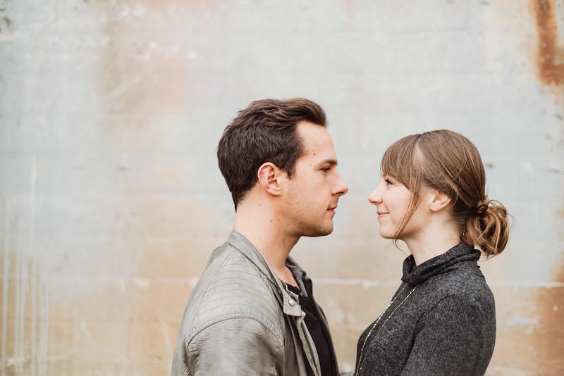 Jenny & Tyler Spring 2018 promo (Nashville, TN)