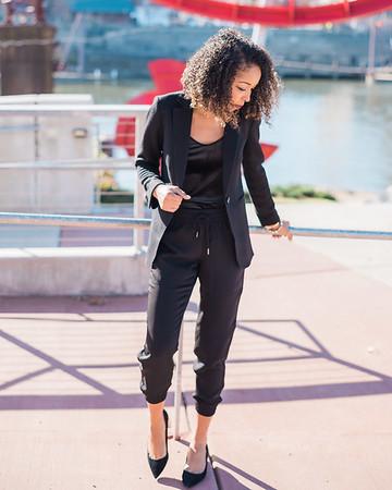Pleats, Scalloped, and Lace (Nashville, TN fashion blog)