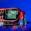 water drop GPS