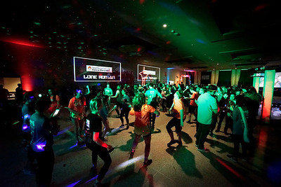 Seattle University's dance marathon raises $160,217 to benefit Seattle Children's Hospital's Strong Against Cancer Initiative.  Photo by: Winston O'Neil