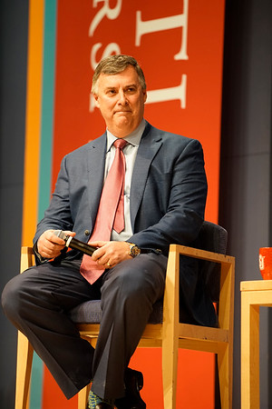 April 19th -Kevin McAllister-President & CEO, gives a speech to Seattle University students and locals about the future of Boeing at his experiences in the airplane industry at his talk, Boeing Commercial Airplanes & Perspectives on Boeing and Lessons in Leadership.