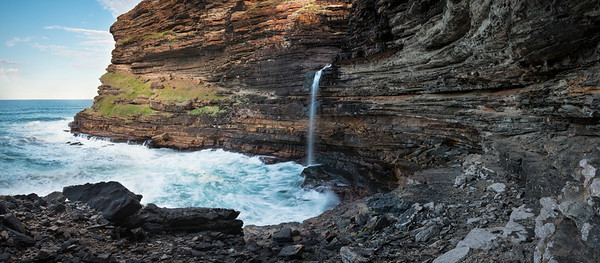Waterfall Bluff,