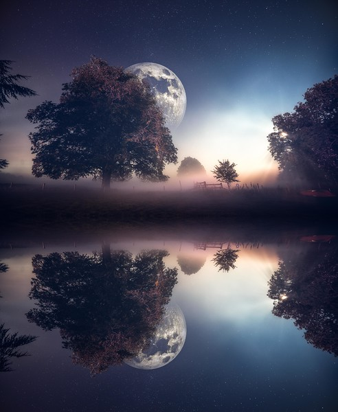 Rise of the Supermoon