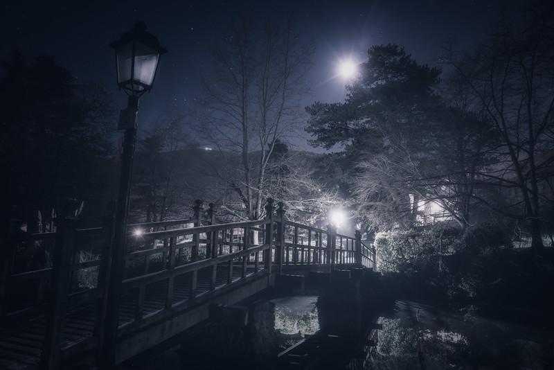 Bridge to Narnia