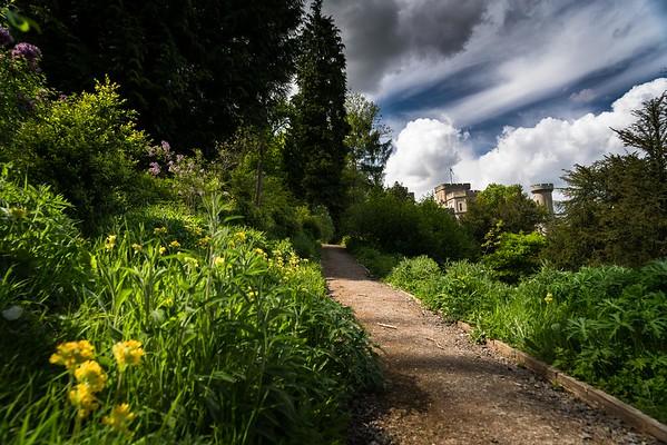 Eastnor Castle Summer 2017