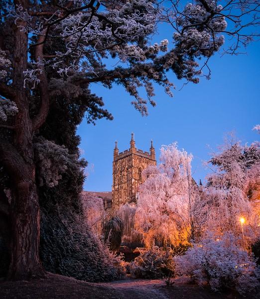 Malvern Priory