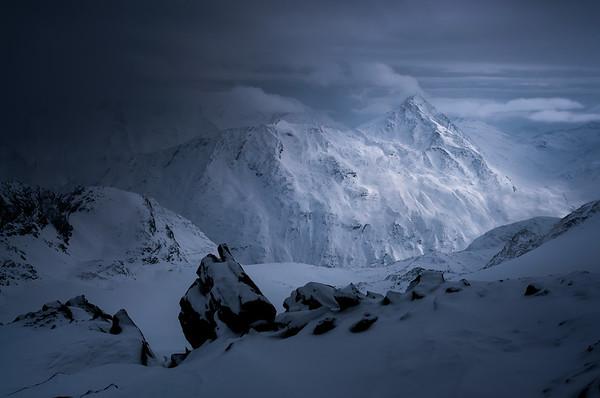 Swiss Alps, Sass Fee, Switzerland