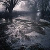 Freezing Fog & Floods - Upton Upon Severn