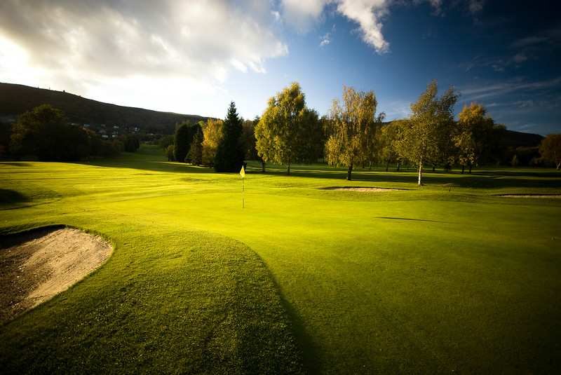 Worcestershire Golf Course