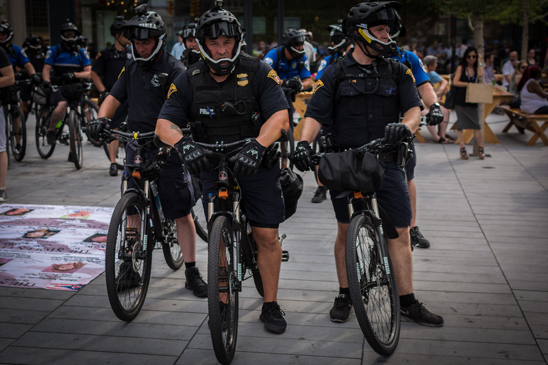 Bike Officers
