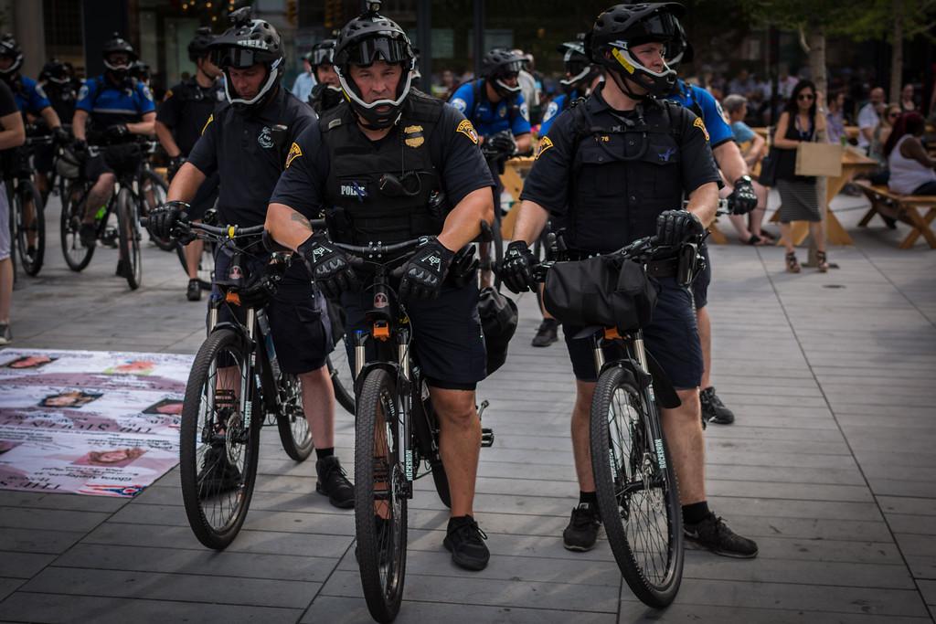 Bike Officers