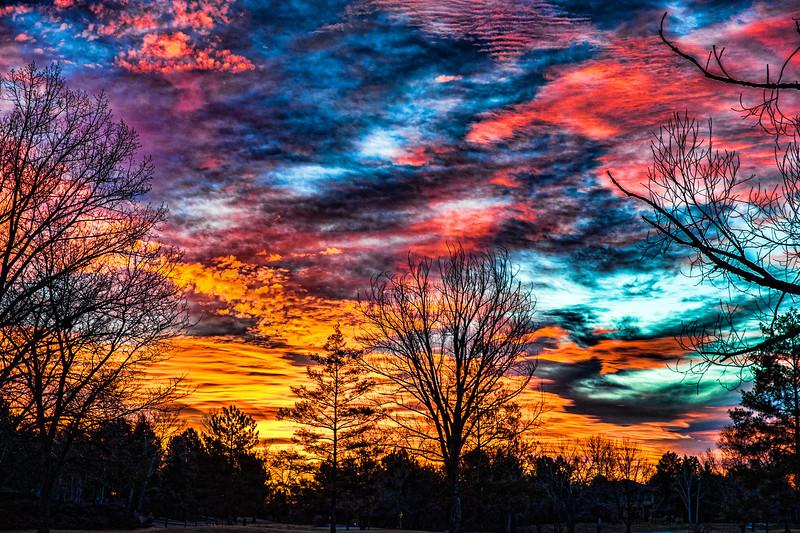 Sunrise, Boulder County, CO (MRP-129)