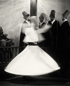 Spinning Sufi, Turkey