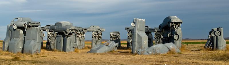 Carhenge (Alliance, Nebraska; 2007-11-10)
