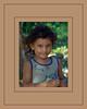 """Honduran Innocence"" by Linda Ayer on island of Roatan, Honduras"