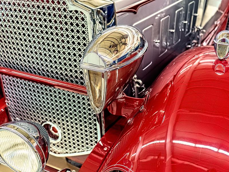 1930 Packard Speedster 8 Runabout