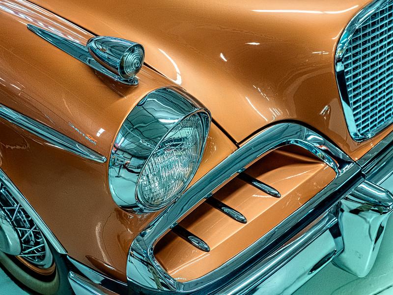 1957 Studebaker Golder Hawk