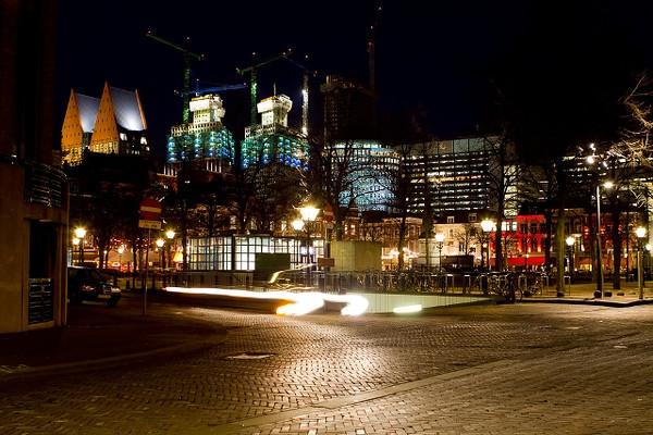 Het Plein, The Hague
