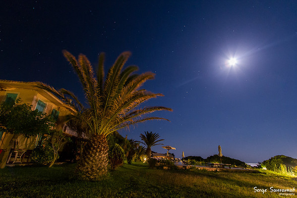 Kefalonia moon watch