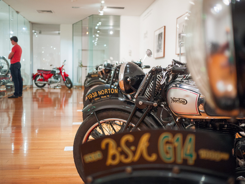 Canberra Museum Motorcycle Show