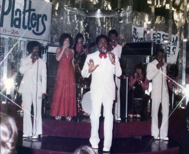 Platters; shot at Lucifer's in the 70s