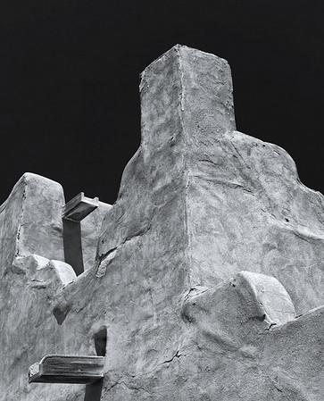 "<center><h2>'Canyon Road Adobe'</h2>Santa Fe, NM</center>    <center>12""x16"", Luster paper <em>limited edition of 100</em></center>"